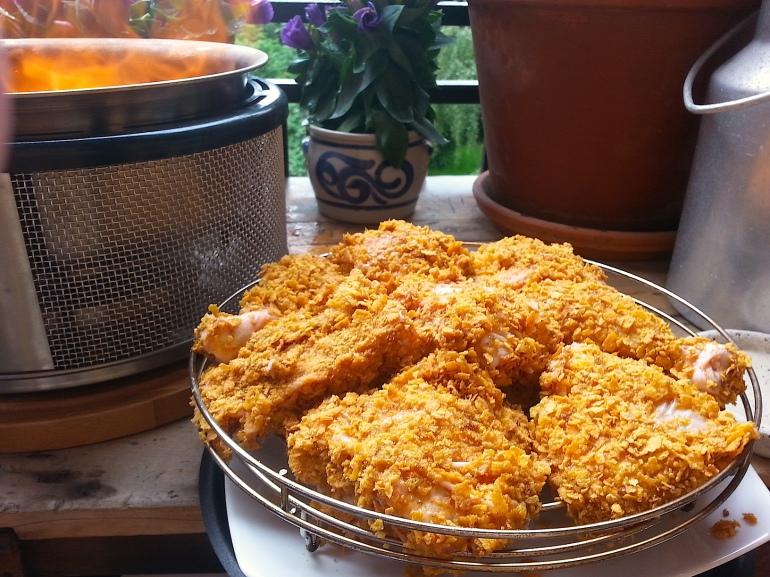 Crispy kylling2